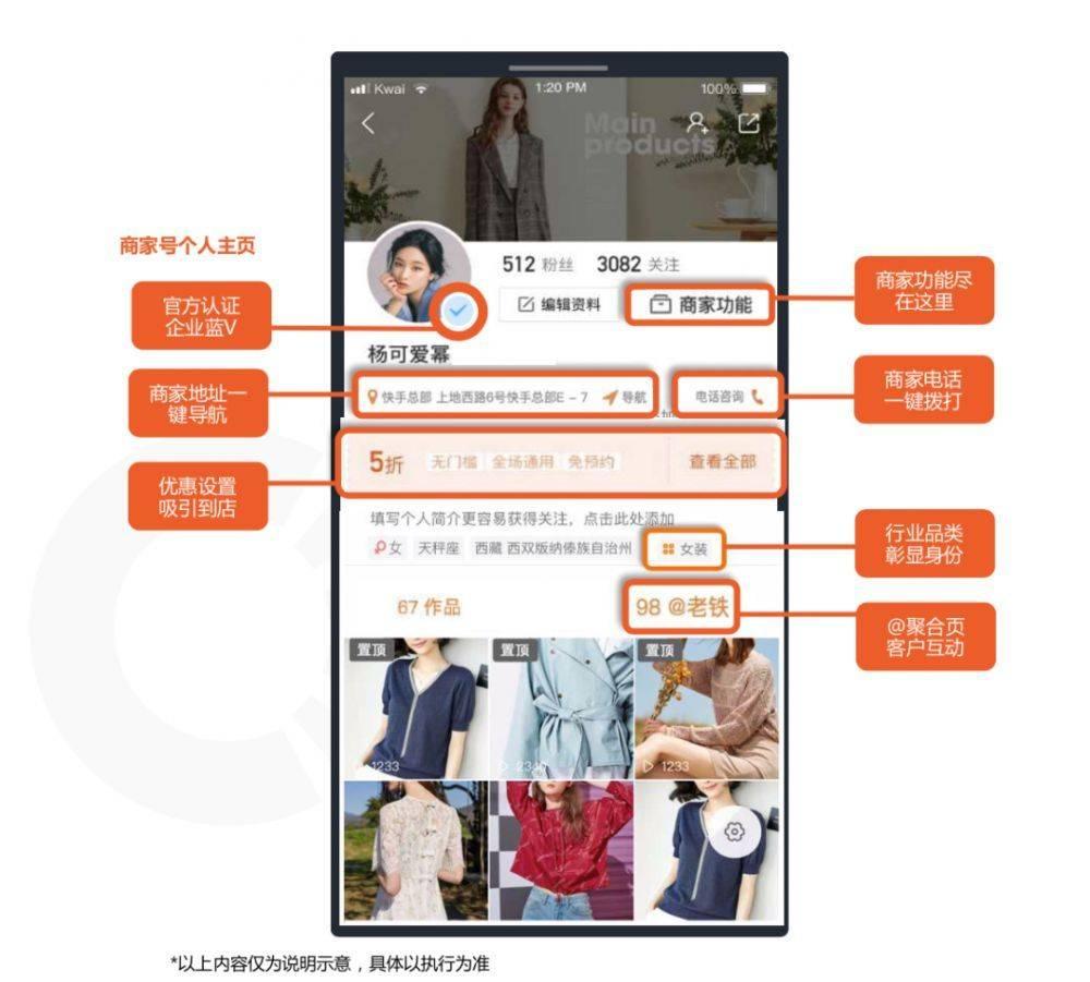临沂,快手上的一座商家生意城-第10张图片-周小辉<a href='https://www.zhouxiaohui.cn/duanshipin/'>短视频</a>培训博客
