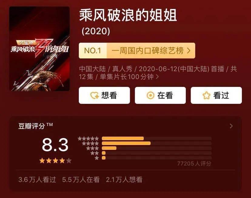 姐姐乘风破浪,妹妹焦虑爆哭,新媒体人写了上百篇10w+……-第3张图片-周小辉<a href='https://www.zhouxiaohui.cn/duanshipin/'>短视频</a>培训博客