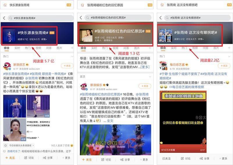 《乘风破浪的姐姐》凭啥能火?深扒爆红综艺的运营套路-第11张图片-周小辉<a href='https://www.zhouxiaohui.cn/duanshipin/'>短视频</a>培训博客