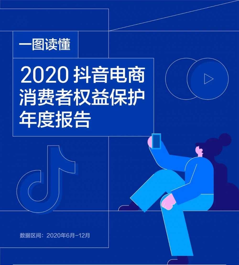 《2020抖音电商消费者权益保护年度报告》发布(含全文PDF)